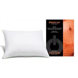 Dream On - Протектор за Възглавница Jersey Cotton