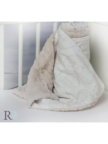 Роксима Дрийм, Микаела Сърце Бебешко одеяло