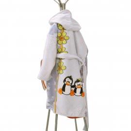 Панагюрище 1962, Пингвини Детски Халат за баня DF