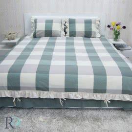 Роксима Дрийм Естествен лен Спални комплекти Зелен