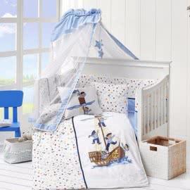 First Choice Бамбук Спално бельо с олекотена завивка Sailors