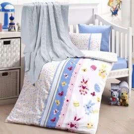 First Choice Бамбук Спален комплект с одеяло Sweet toys mavi