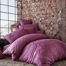 ISSIMO - Жакард Спален комплект Medusa purple