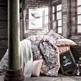 ISSIMO - Памучен сатен Спален комплект Misha