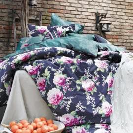 ISSIMO - Памучен сатен Спален комплект Audrey