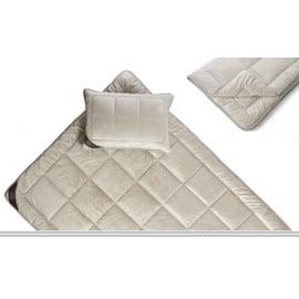 White Boutique - Комплект завивка и възглавница Sleep Basics