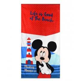 Артек 92 - Памук Плажна кърпа Мики на плаж
