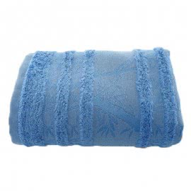Панагюрище 1962 - Бамбук Хавлиена кърпа Синьо