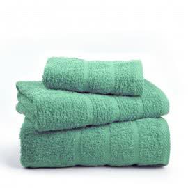 Артек 92 - Памук Хавлиена кърпа Бейсик Зелен