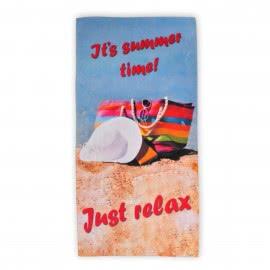 Панагюрище 1962 - Дигитален печат Плажна кърпа Плаж