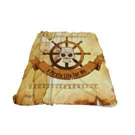 Панагюрище 1962- Детско одеяло фланел 3D принт Пирати
