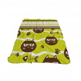 Панагюрище 1962- Детско одеяло фланел 3D принт Анимал