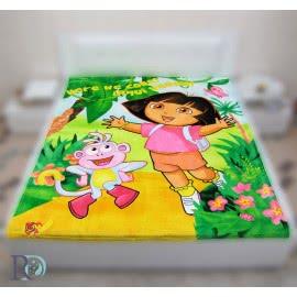 Роксима Дрийм - Детско одеяло Дора изследователката