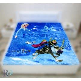 Роксима Дрийм - Детско одеяло Фроузен с еленче