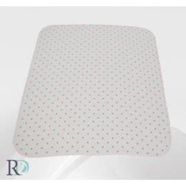 Роксима Дрийм - Памук Бебешко одеяло Розови точки 3