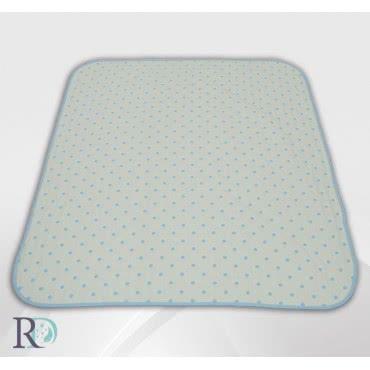Роксима Дрийм - Памук Бебешко одеяло Сини точки 3