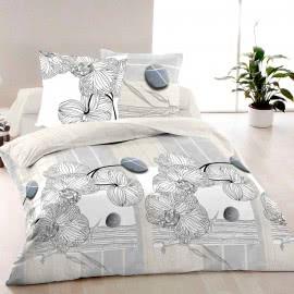 Виста 02 - Ранфорс Спално бельо Орхидея