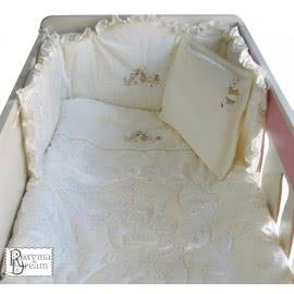 Роксима Дрийм Ранфорс Бебешки спален комплект Анабел